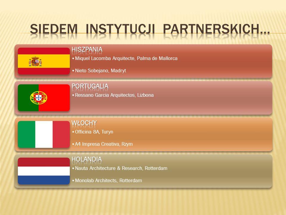 SIEDEM InstytucjI partnerskiCH…