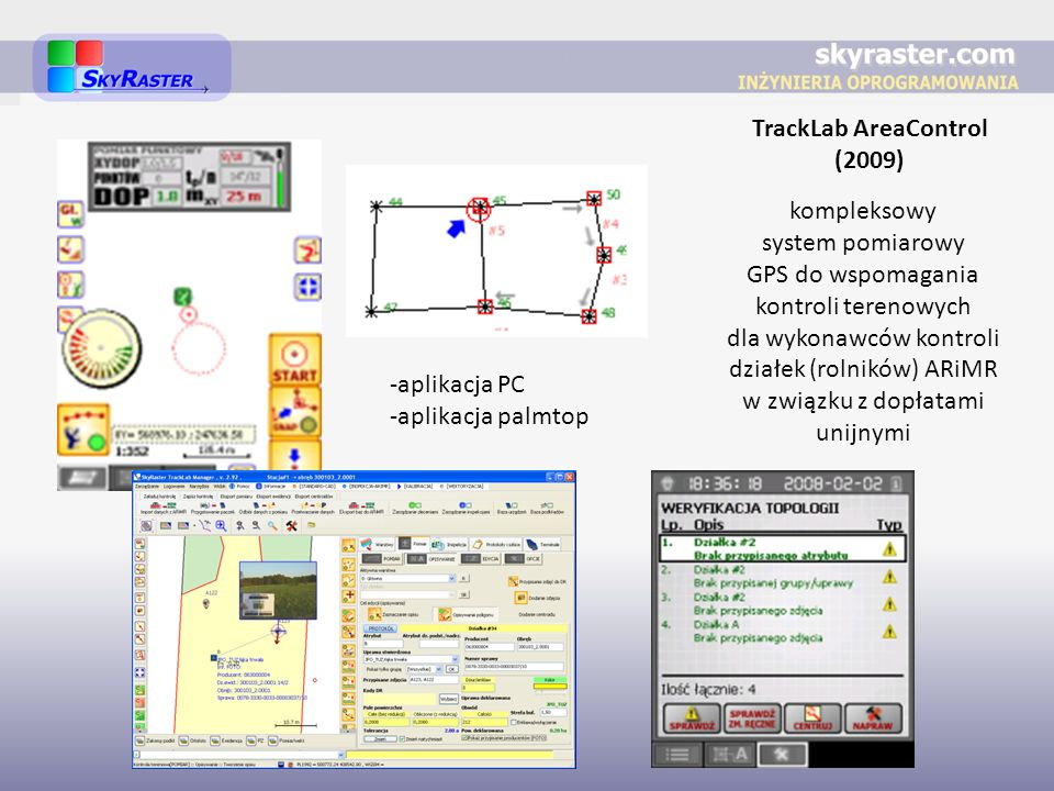 TrackLab AreaControl (2009)