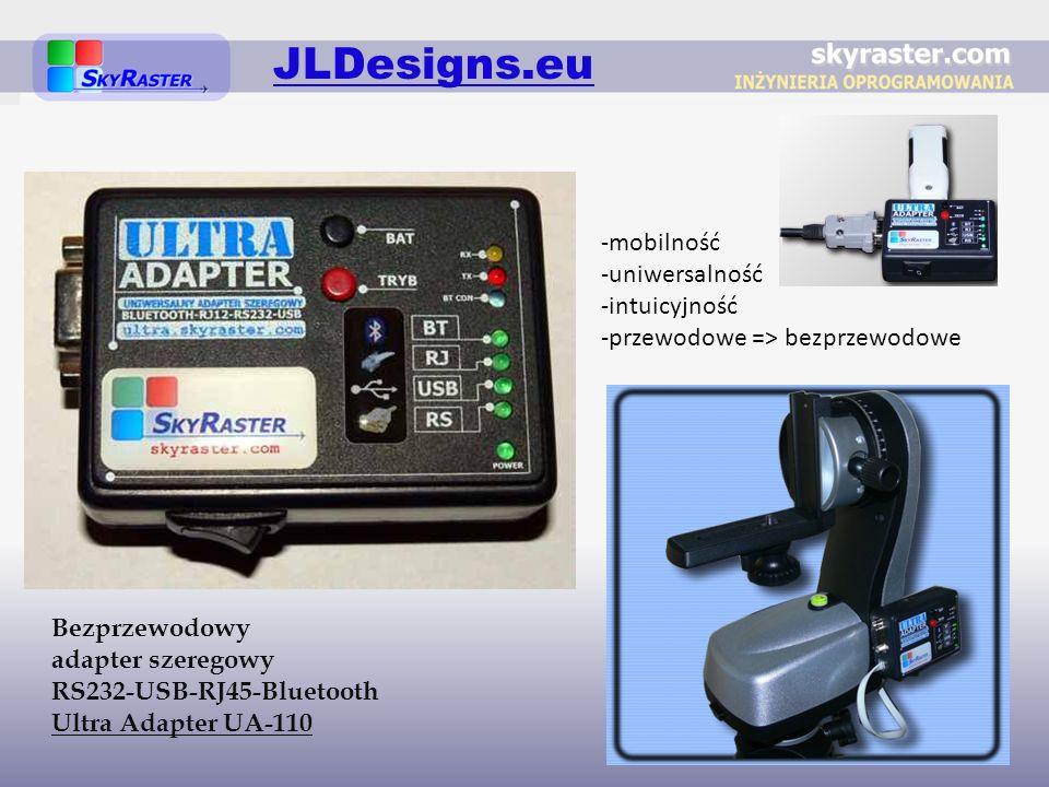JLDesigns.eu -mobilność -uniwersalność -intuicyjność