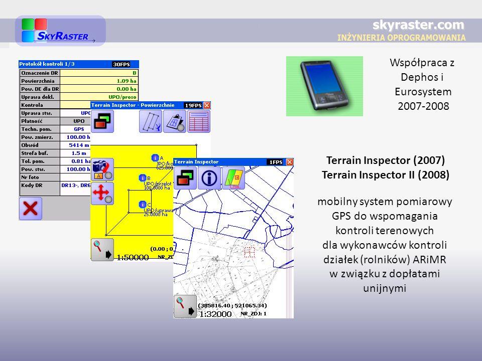 Terrain Inspector II (2008)