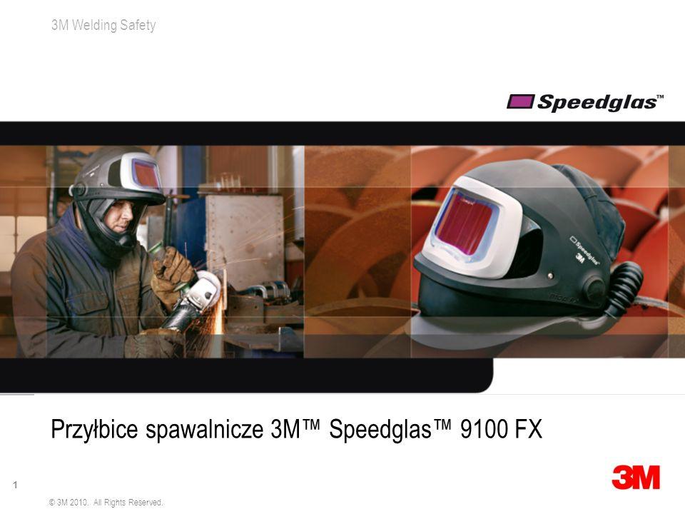 Bigger Protection Przyłbice spawalnicze 3M™ Speedglas™ 9100 FX