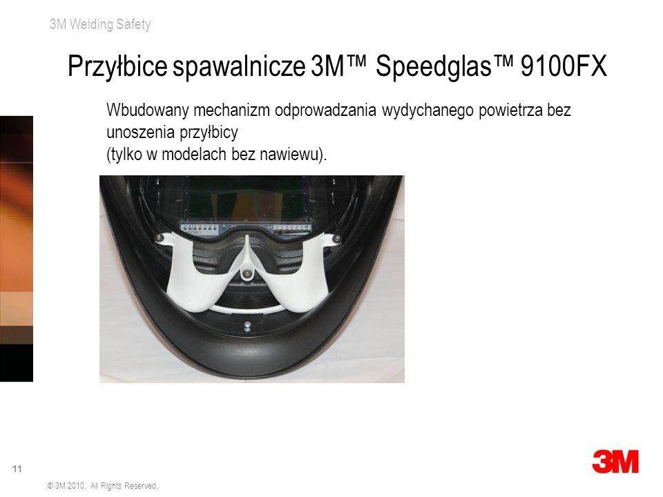 Przyłbice spawalnicze 3M™ Speedglas™ 9100FX