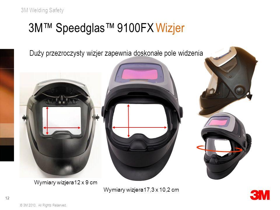 3M™ Speedglas™ 9100FX Wizjer