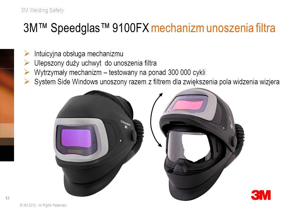3M™ Speedglas™ 9100FX mechanizm unoszenia filtra
