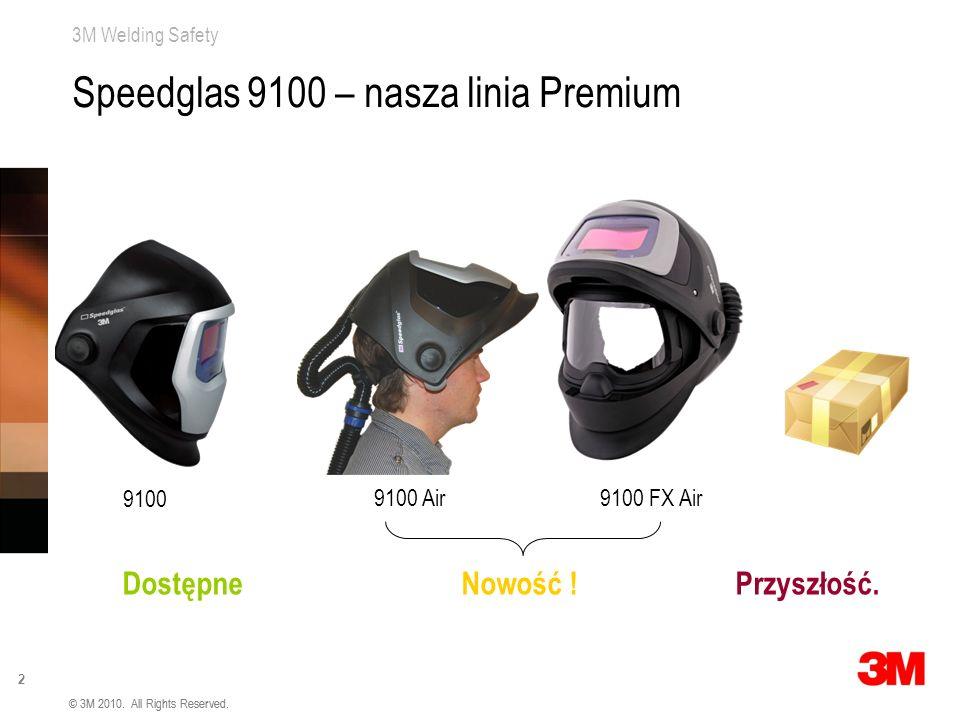 Speedglas 9100 – nasza linia Premium