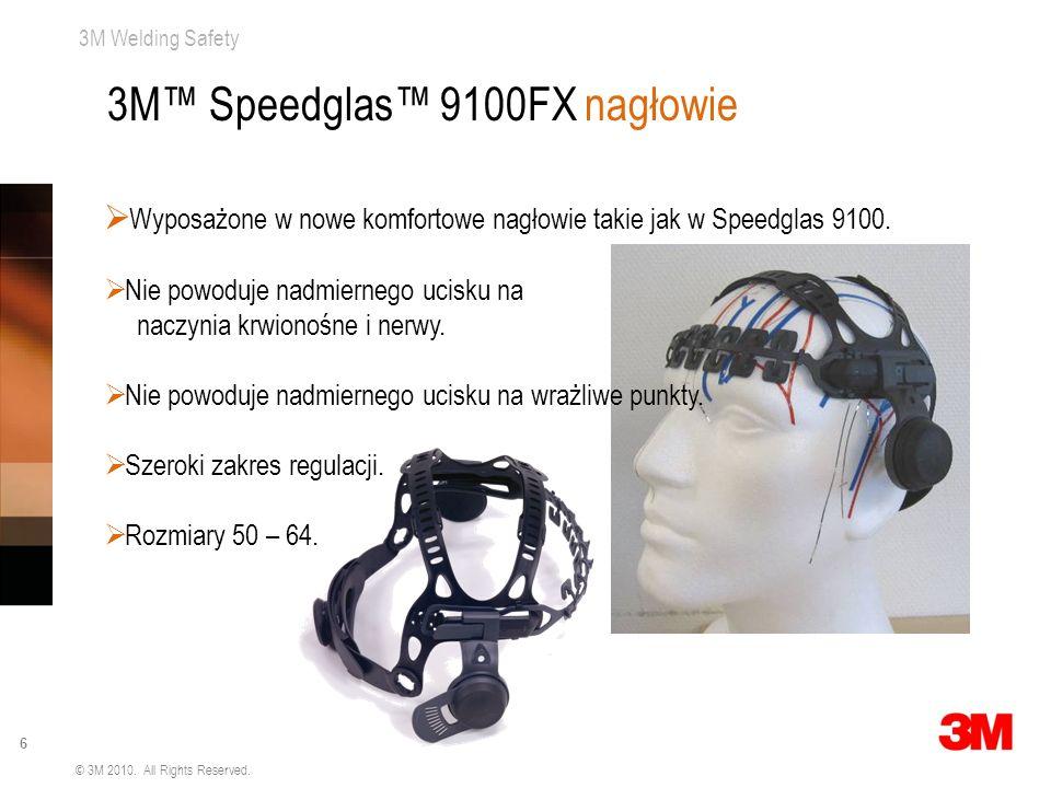 3M™ Speedglas™ 9100FX nagłowie