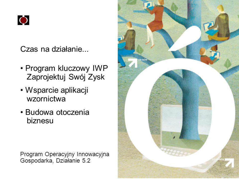 Program kluczowy IWP Zaprojektuj Swój Zysk