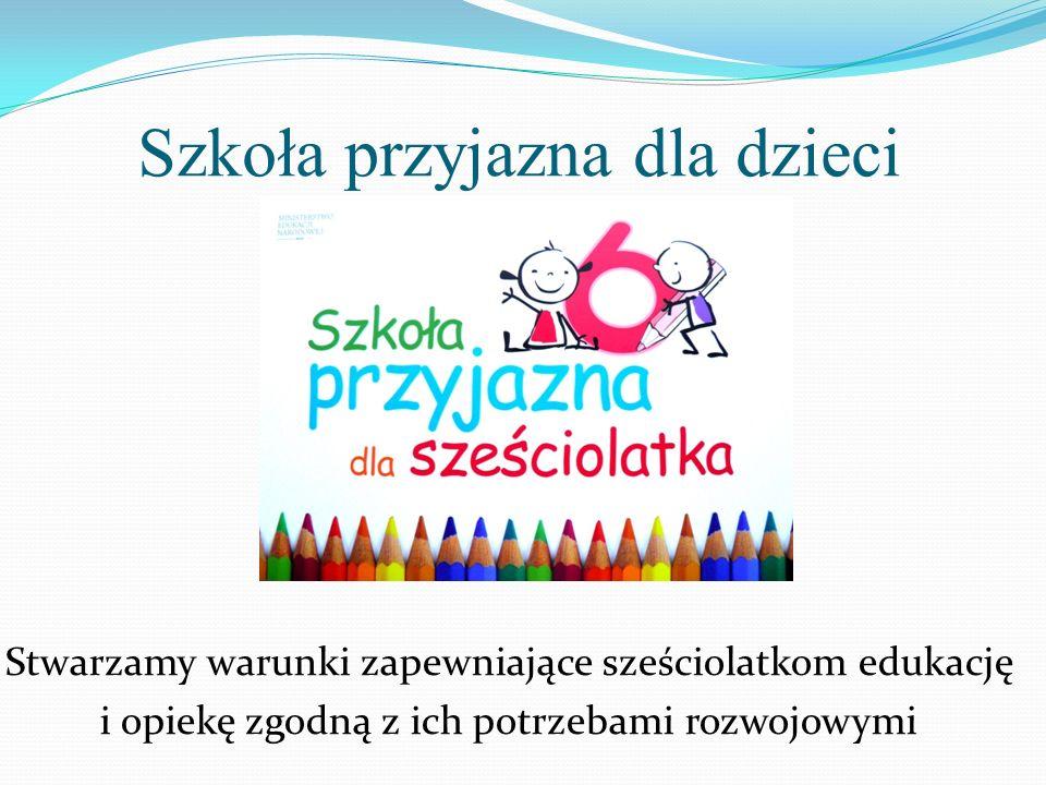 Szkoła przyjazna dla dzieci