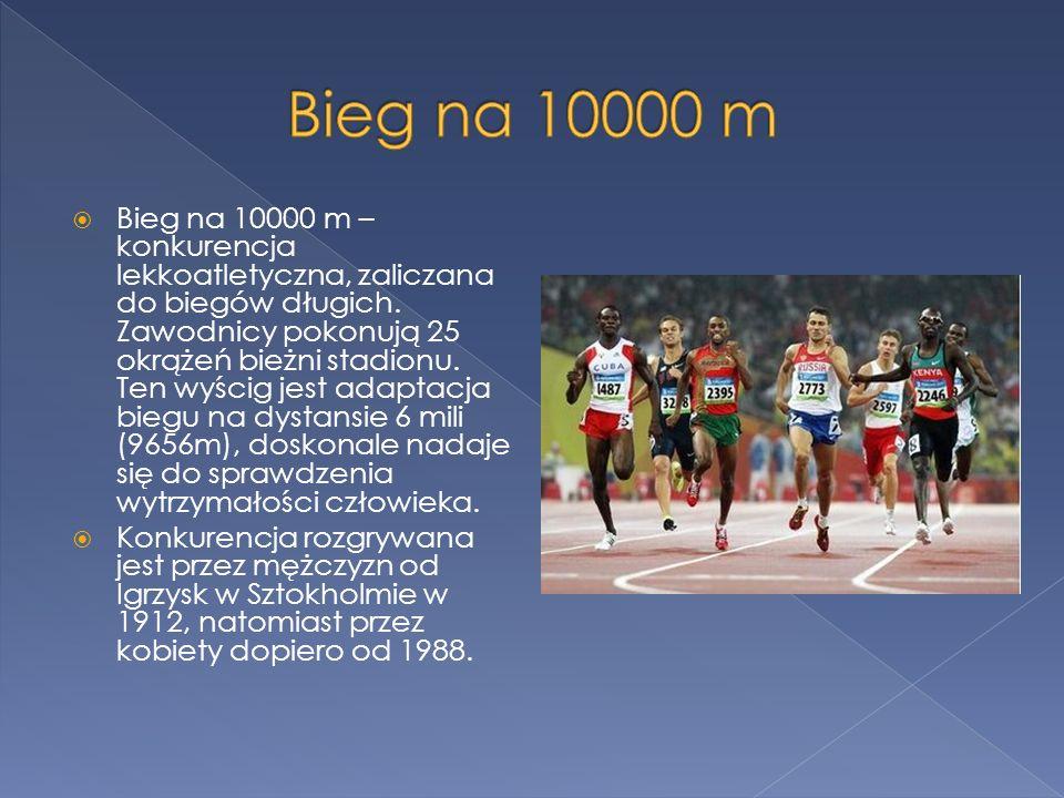 Bieg na 10000 m