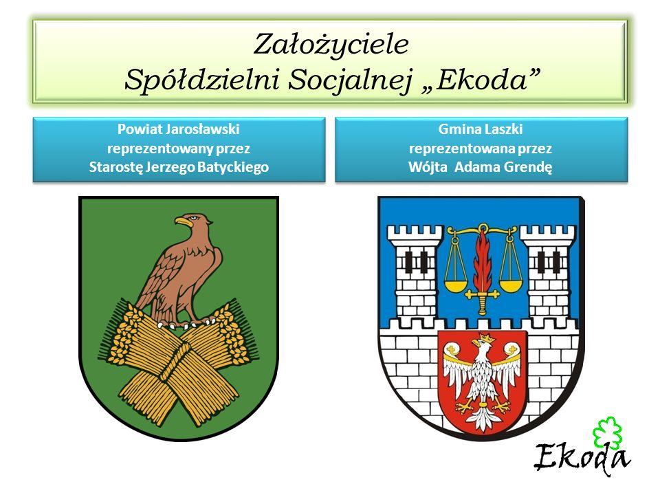 """Założyciele Spółdzielni Socjalnej """"Ekoda"""