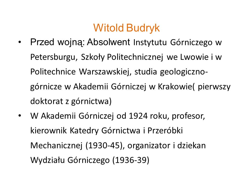 Witold Budryk