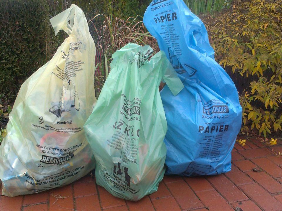 Omówienie głównych problemów związanych z wprowadzeniem nowego systemu gospodarki odpadami