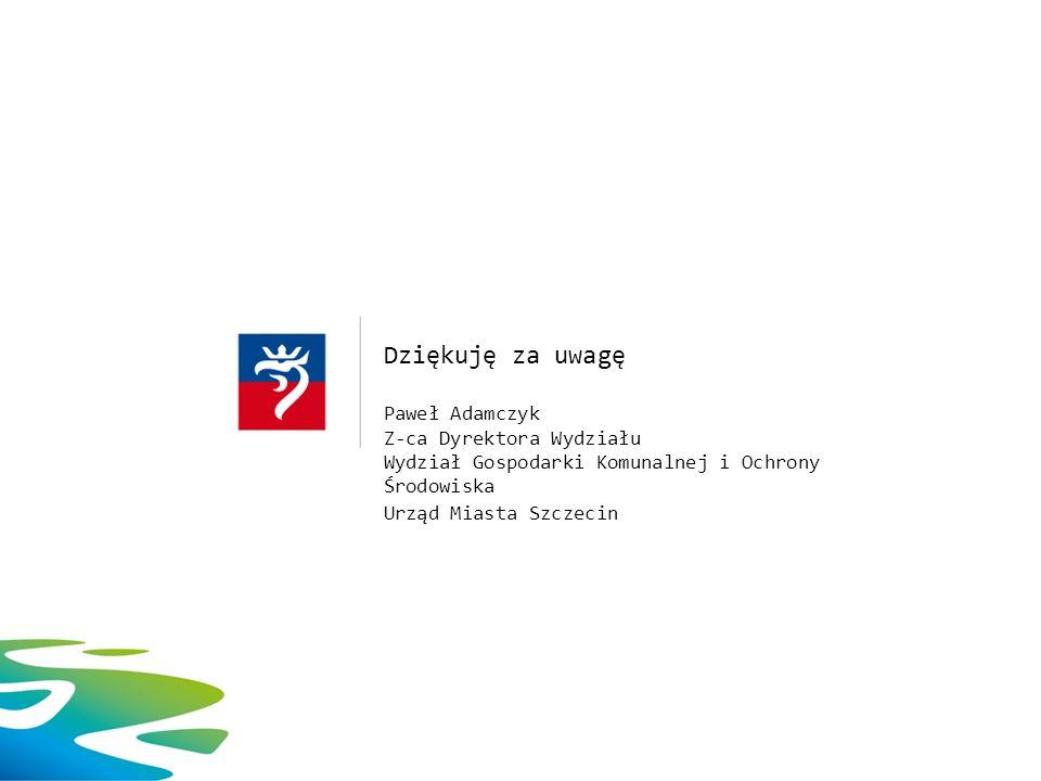 1919 Dziękuję za uwagę Paweł Adamczyk Z-ca Dyrektora Wydziału