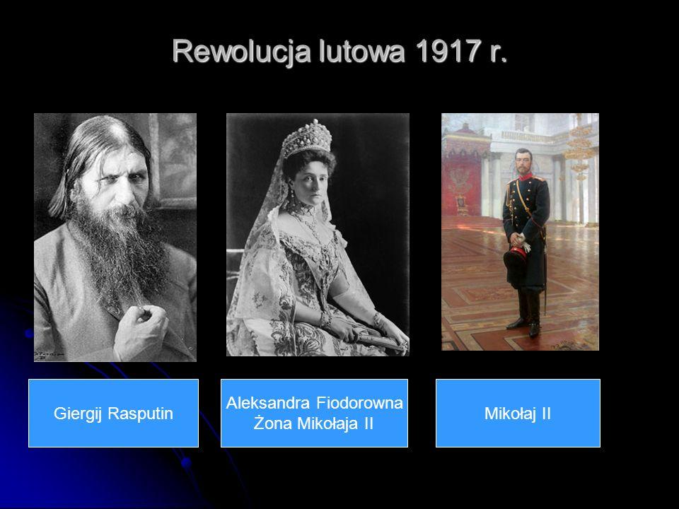 Aleksandra Fiodorowna