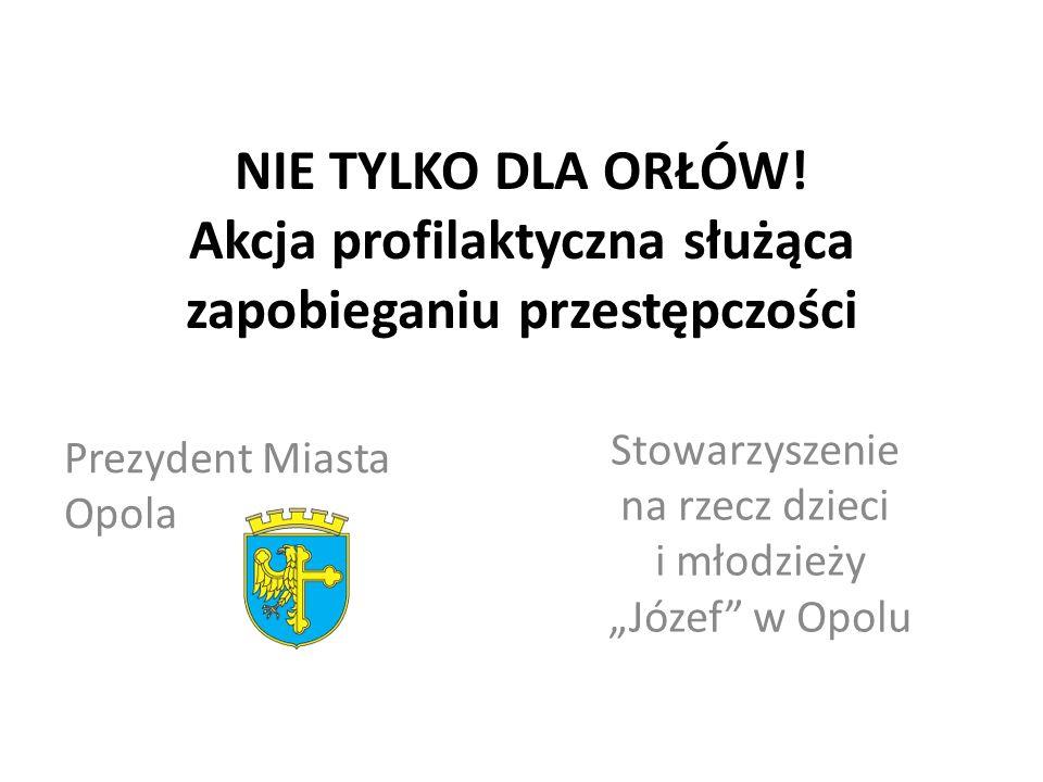 """Stowarzyszenie na rzecz dzieci i młodzieży """"Józef w Opolu"""