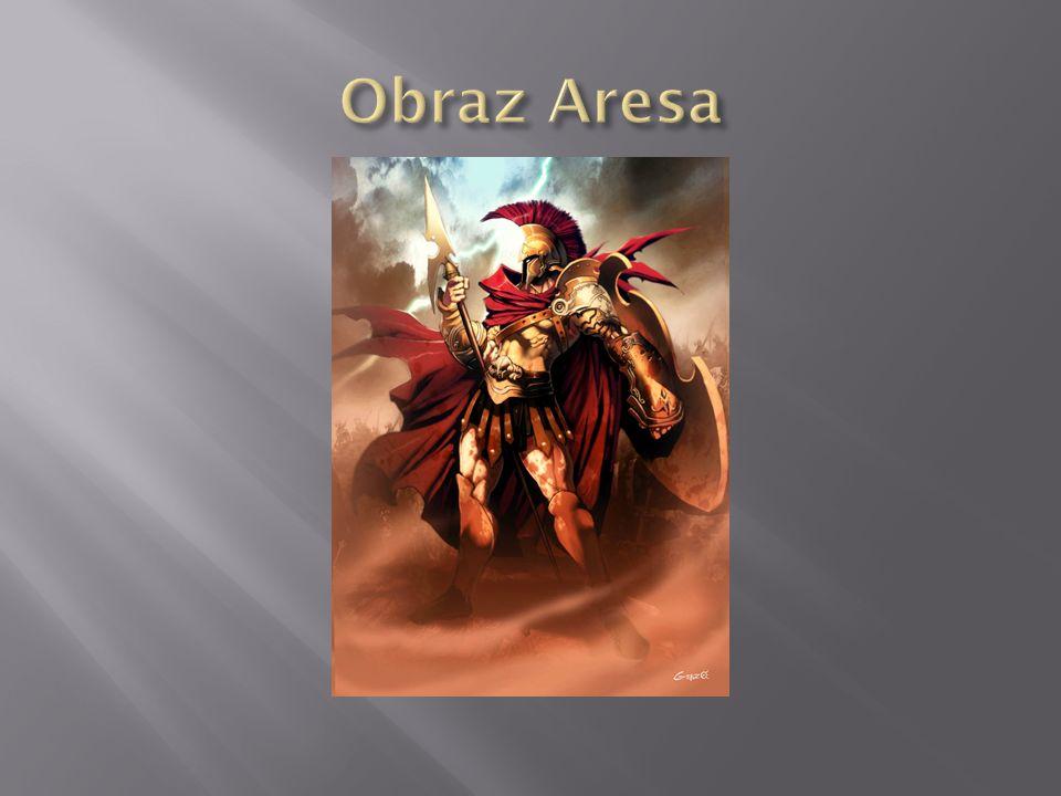 Obraz Aresa