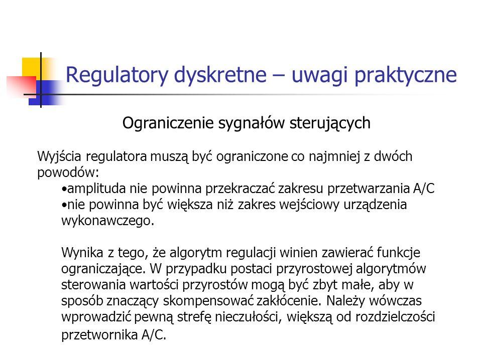 Regulatory dyskretne – uwagi praktyczne