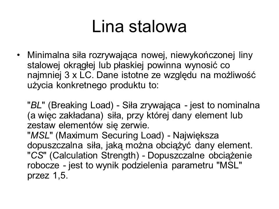 Lina stalowa