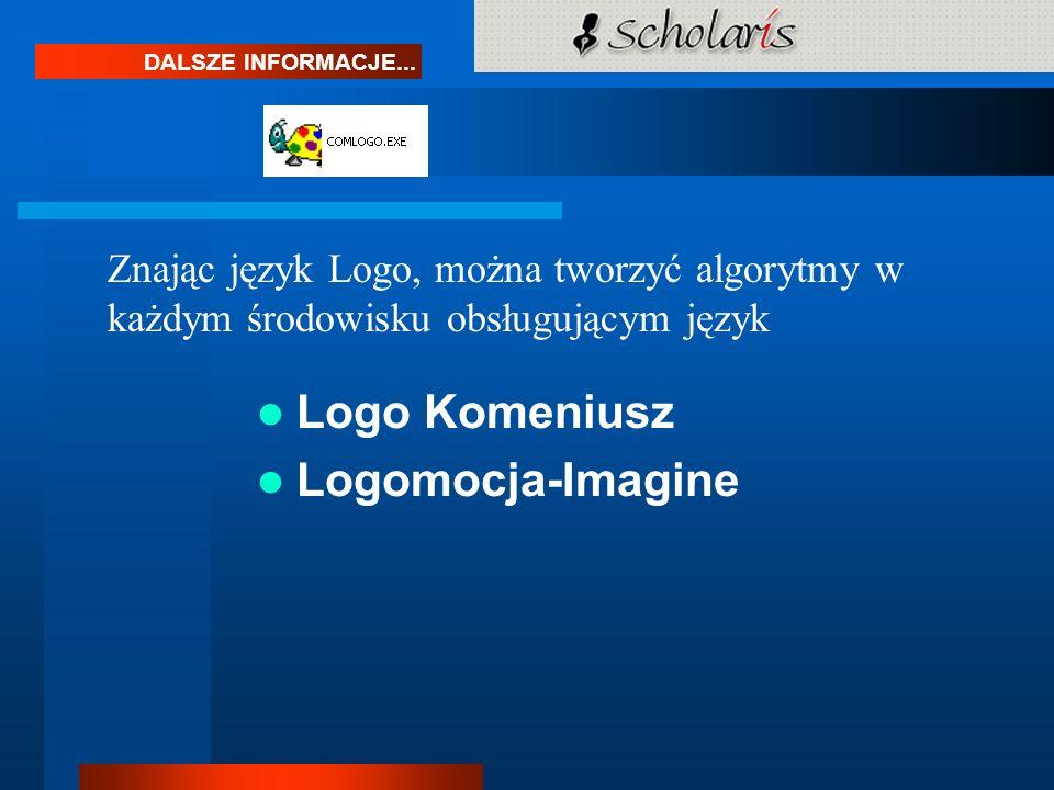 Logo Komeniusz Logomocja-Imagine