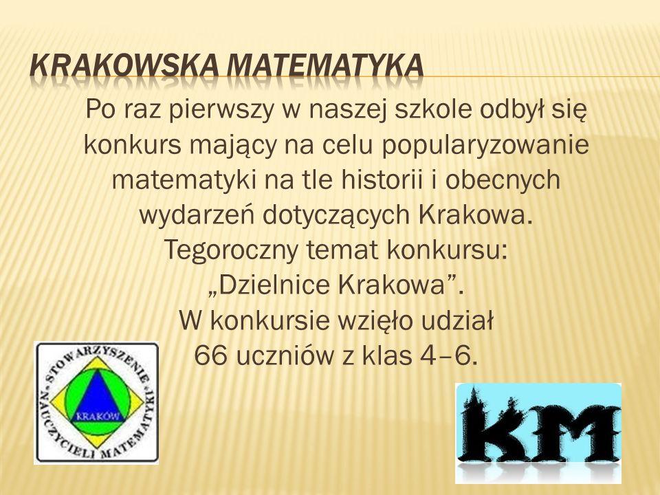 Krakowska Matematyka