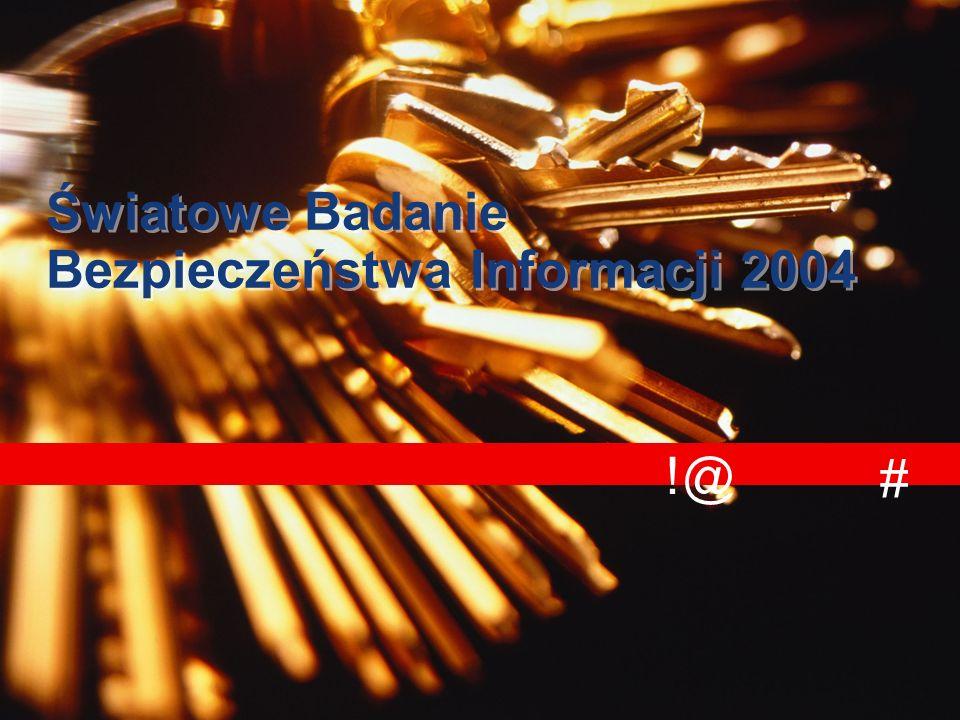 Światowe Badanie Bezpieczeństwa Informacji 2004