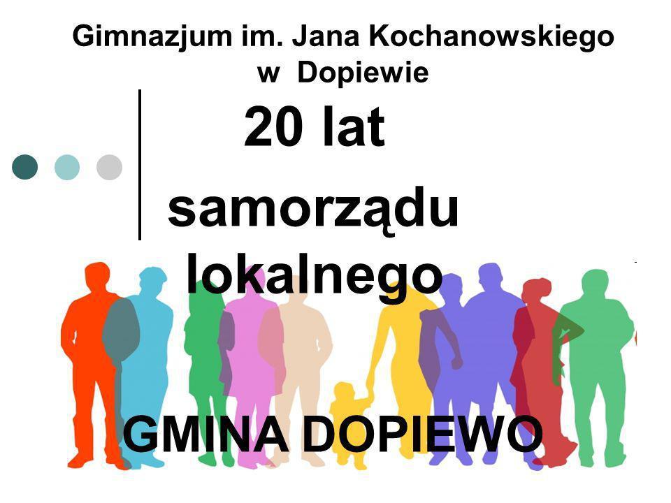 Gimnazjum im. Jana Kochanowskiego