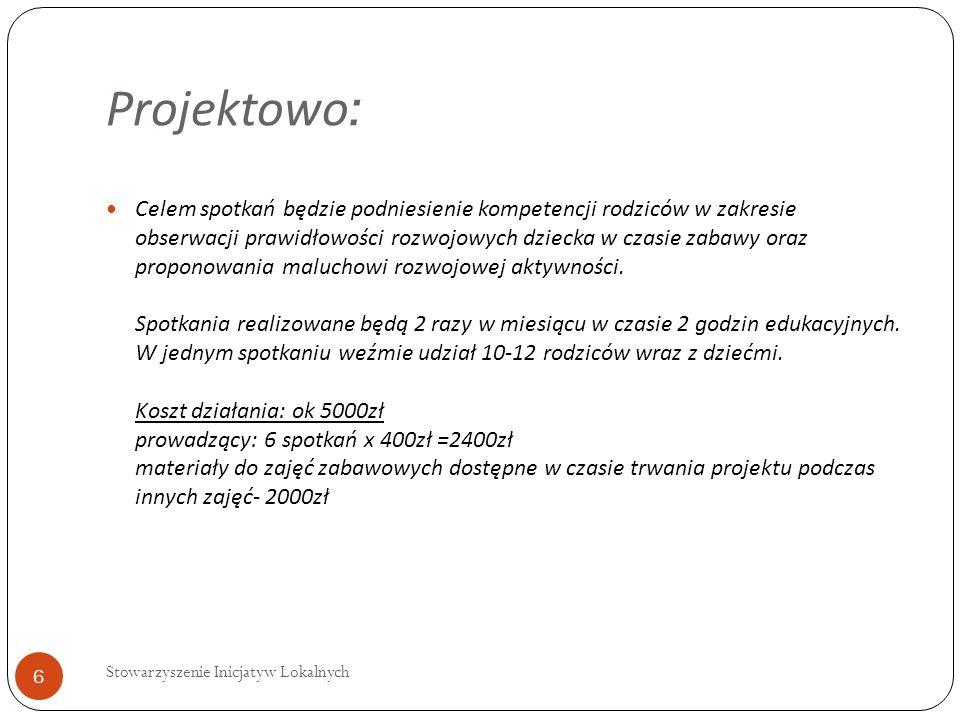Projektowo: