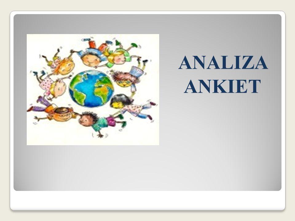 ANALIZA ANKIET