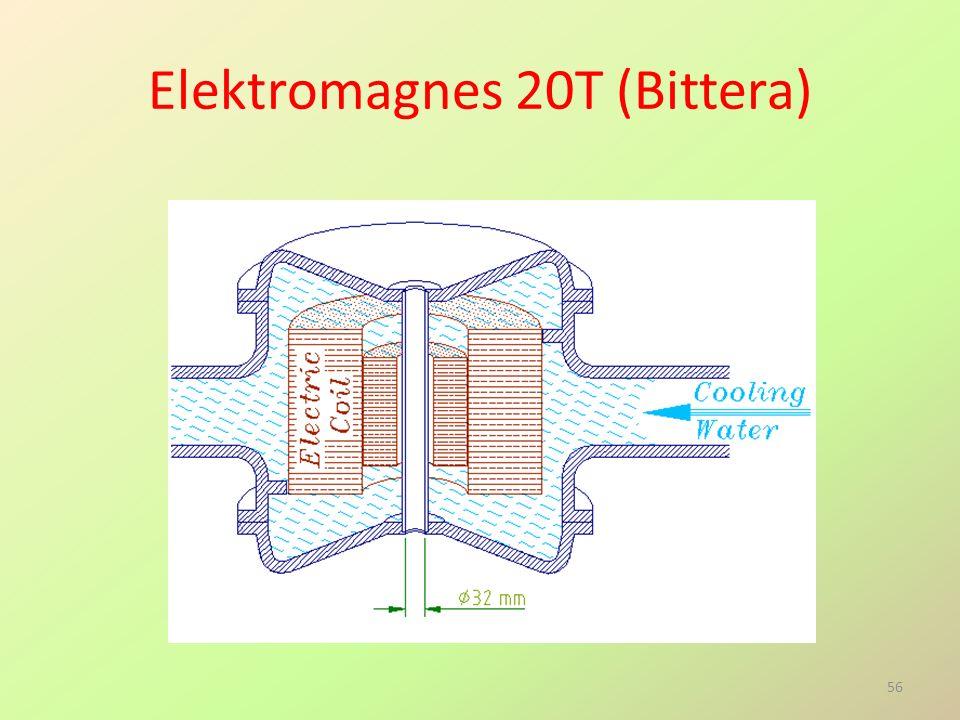 Elektromagnes 20T (Bittera)