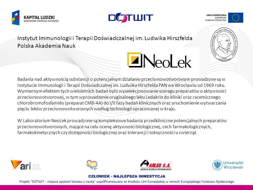 Instytut Immunologii i Terapii Doświadczalnej im. Ludwika Hirszfelda