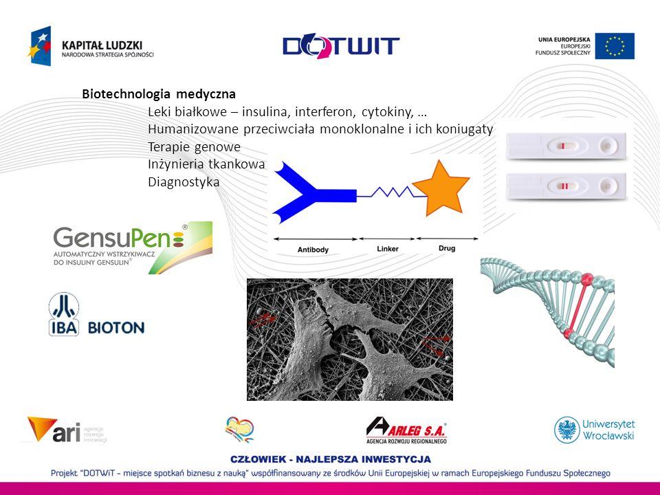 Biotechnologia medyczna