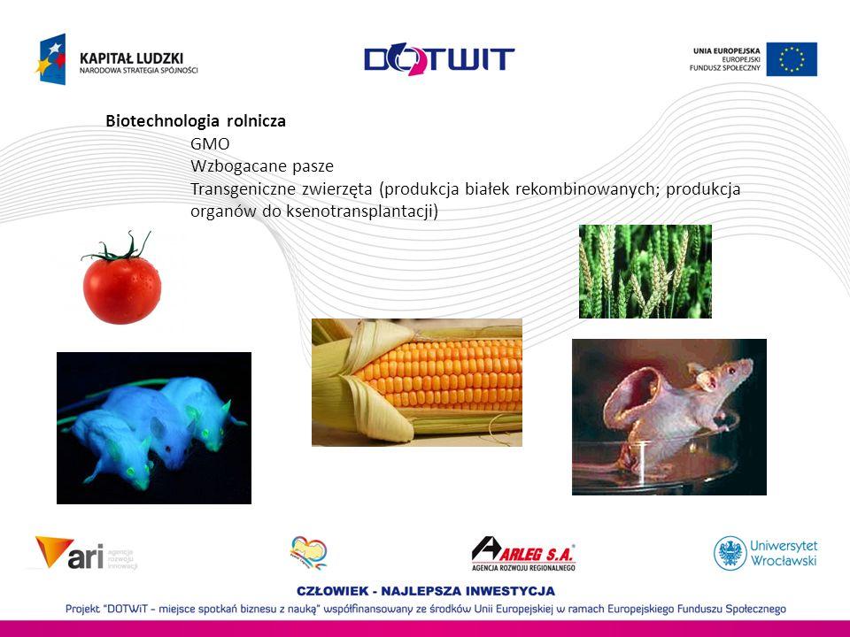Biotechnologia rolnicza