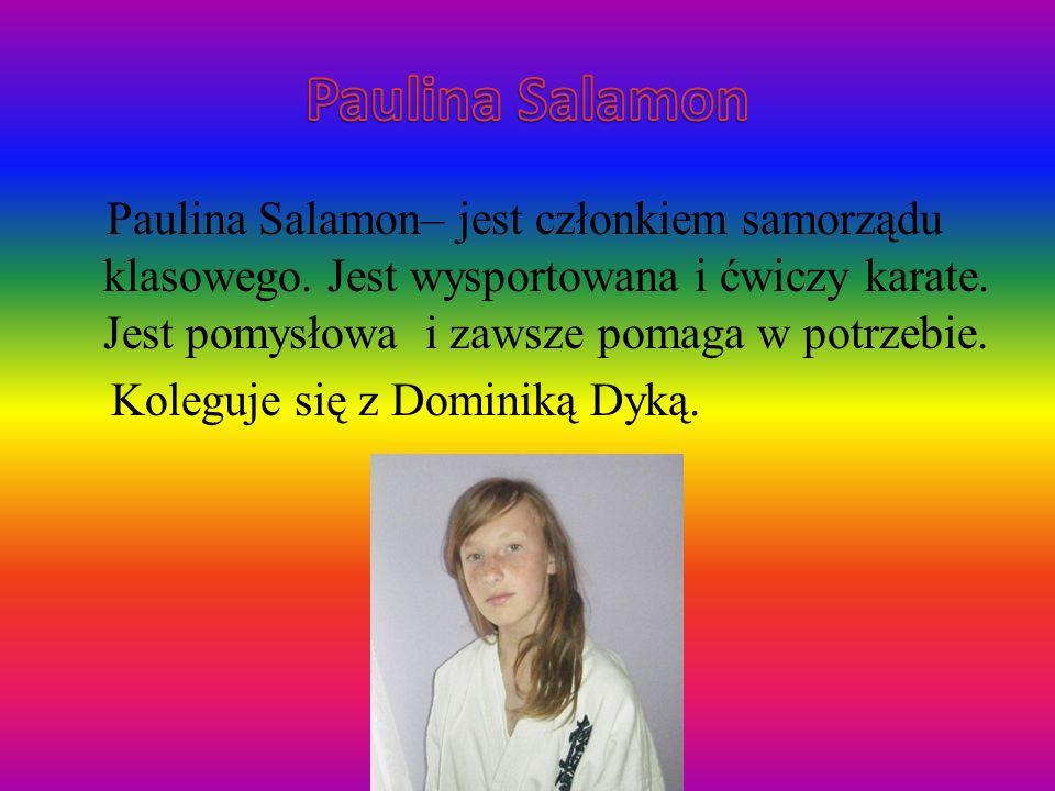 Paulina Salamon