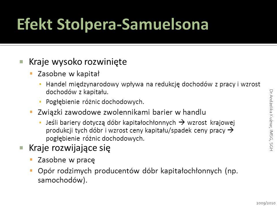 Efekt Stolpera-Samuelsona