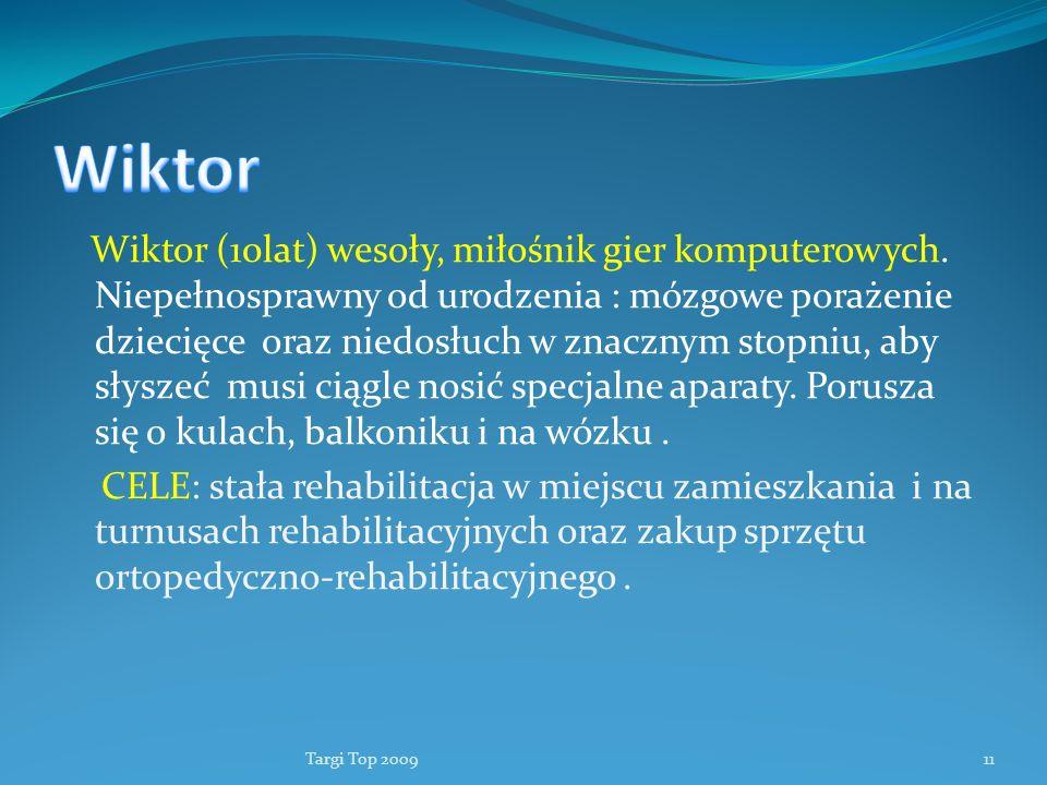 Fundacja Lepsze Dni Wiktor.