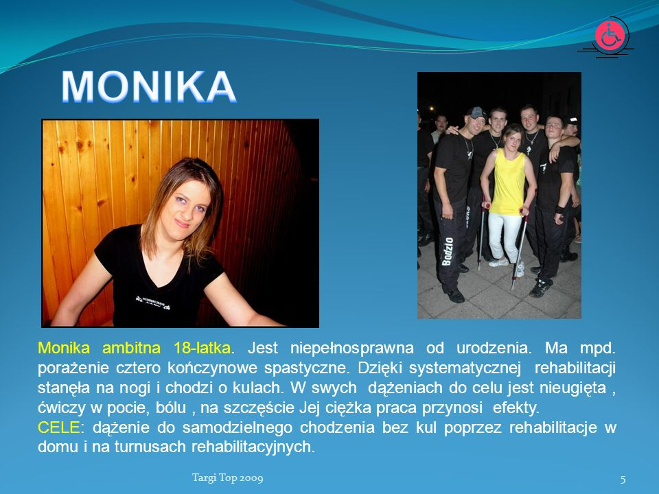 Fundacja Lepsze Dni MONIKA.