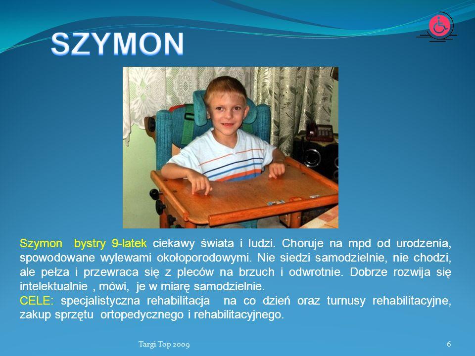 Fundacja Lepsze Dni SZYMON.