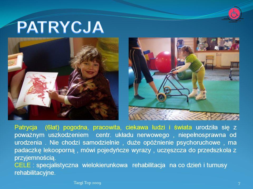 Fundacja Lepsze Dni PATRYCJA.