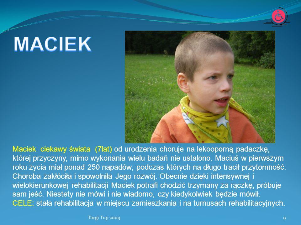 Fundacja Lepsze Dni MACIEK.
