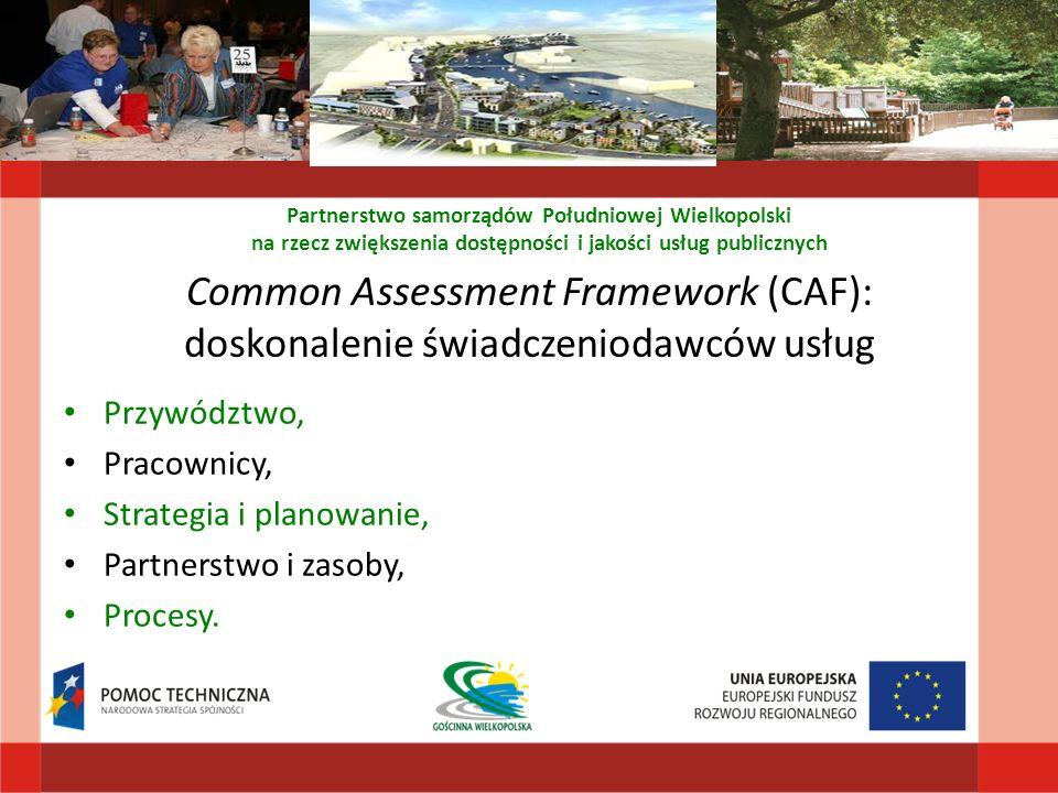 Partnerstwo samorządów Południowej Wielkopolski
