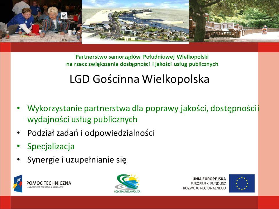 LGD Gościnna Wielkopolska