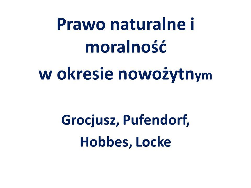 Prawo naturalne i moralność