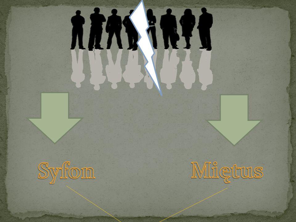 Syfon Miętus