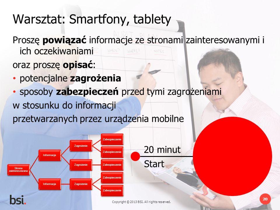 Warsztat: Smartfony, tablety