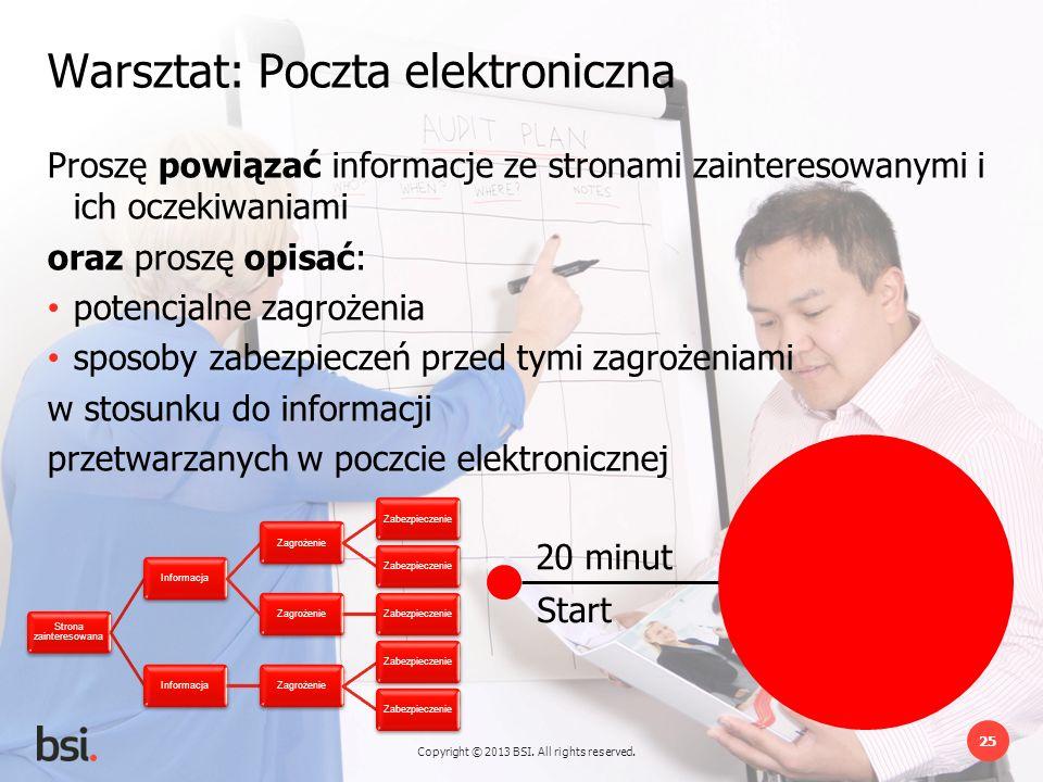 Warsztat: Poczta elektroniczna
