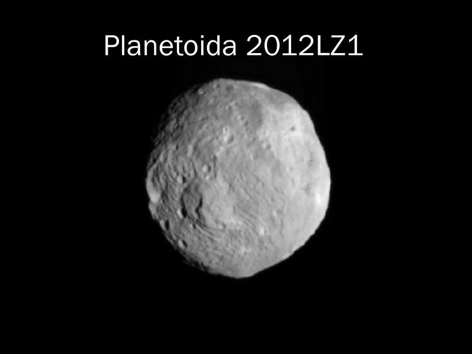 Planetoida 2012LZ1