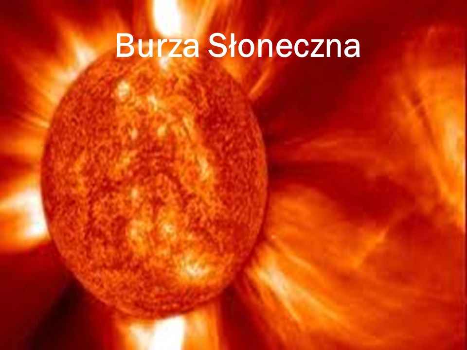 Burza Słoneczna