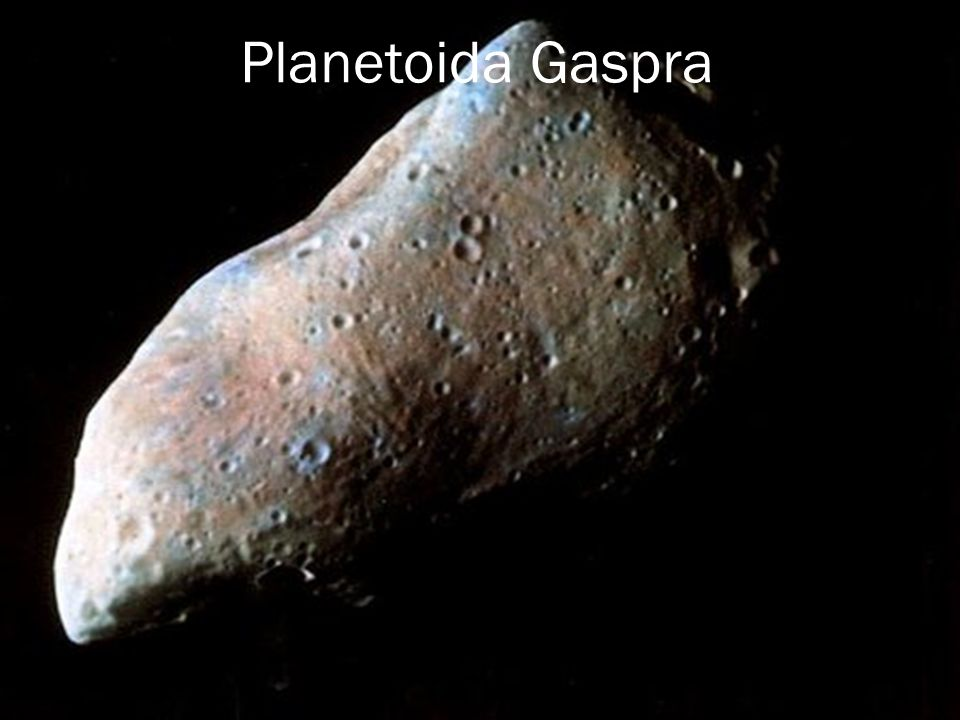 Planetoida Gaspra
