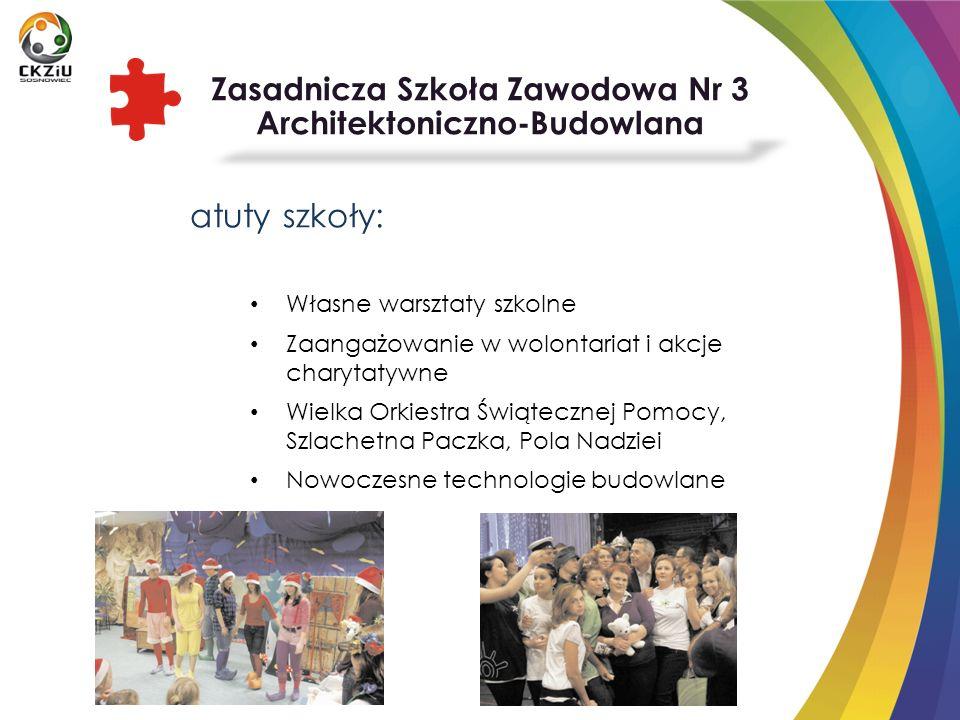 Zasadnicza Szkoła Zawodowa Nr 3 Architektoniczno-Budowlana