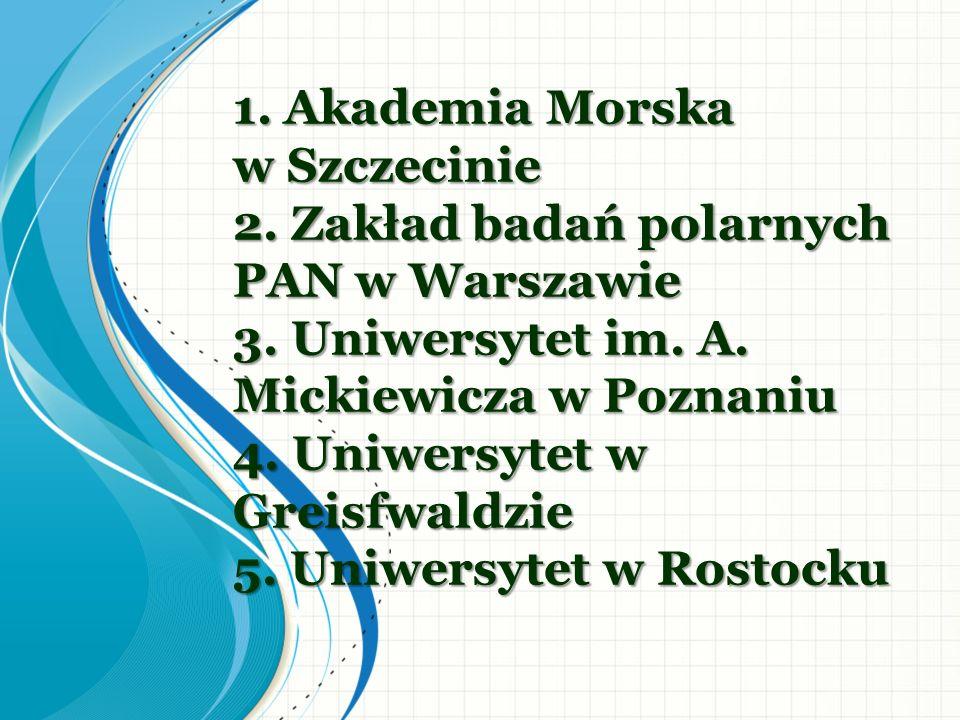 1. Akademia Morska w Szczecinie 2